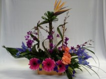 Sailing to Paradise  Floral Arrangement