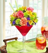 Sangria Bouquet™ by 1800 Flowers