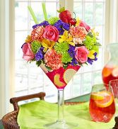 Sangria Bouquet in Jonesboro, AR | HEATHER'S WAY FLOWERS & PLANTS