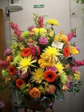 A Bright Way to Say Fairwell in Bracebridge, ON | CR Flowers & Gifts ~ A Bracebridge Florist