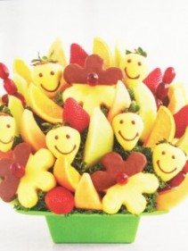 Sending Smiles Your Way Fruity Floret