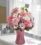 Sentimental Surprise Fresh Arrangement in Miami, FL | THE VILLAGE FLORIST