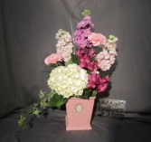 She's A Jewel ~ Style #2 With Hydrangea ~Margot's Local Delivery Only, Sorry~ in Prospect, CT | MARGOT'S FLOWERS & GIFTS