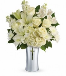 Shining Spirit Bouquet PM T277-1C  By Teleflora