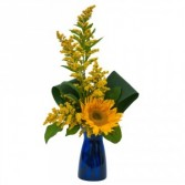 Simply Sunflower Fresh Flower Arrangement