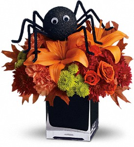 Spooky Sweet T176-2 BOUQUET in Wichita Falls, TX | House of Flowers & Gifts