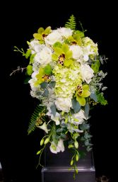 Spring Green! Bridal Bouquet  in Austin, TX | PARKCREST FLORAL DESIGN