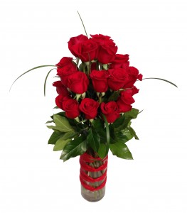 Stop in the Name of Love 24 Long Stem Roses