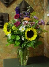 Sunflowers and Garden Mix Assortment