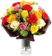 SUNSHINE ROSES BOUQUET in Clarksburg, MD | GENE'S FLORIST & GIFT BASKETS