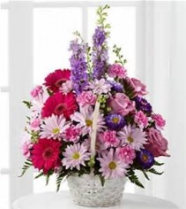 Sweet and Lovely Basket Arrangement