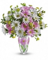 Sweet Blossoms Bouquet  T13M400A in Fairbanks, AK | A BLOOMING ROSE FLORAL & GIFT