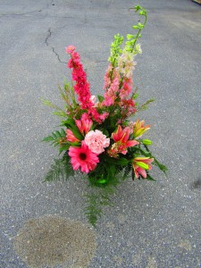 SWEET REFECTIONS  in Presque Isle, ME | COOK FLORIST, INC.