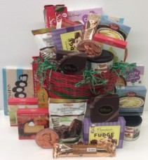 Sweet Tooth Gourmet Basket