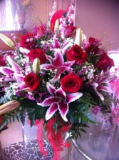 symphony of lillies n roses Just Because