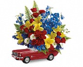 Teleflora 65 Mustang Fathers Day, All