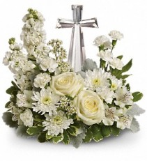 Teleflora's Divine Peace Bouquet  Fresh Arrangement