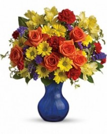 Teleflora's Three Cheers for You