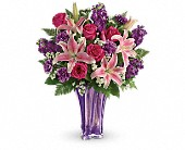 TEV49-1A Luxurious Lavender Bouquet Valentines, Mothers Day, Birthday