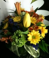 FRESH & FLIRTY Fresh flowers