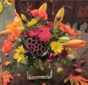 Sunset Meadow Inspirations Original Design in Lock Haven, PA | INSPIRATIONS FLORAL STUDIO