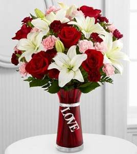 The Expressions of Love™ Bouquet   in Burbank, CA | LA BELLA FLOWER & GIFT SHOP