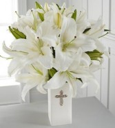 The Faithful Blessings™ Bouquet  Symphaty flowers