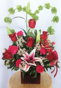 The Heartstar Fantasy Arrangement in San Antonio, TX | Bloomshop