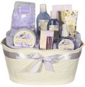 THE LAVANDER VANILLA BATH & BODY LOTION GIFT SET in Clarksburg, MD | GENE'S FLORIST & GIFT BASKETS