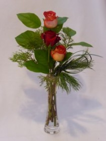 THREE TIER ROSES- Roses Delivery Prince George BC Prince George BC Delivery   Roses Prince George BC