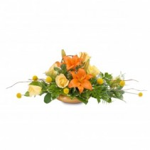 Fall in Bloom Centerpiece