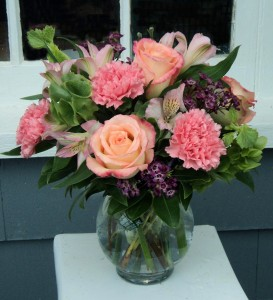 To The Moon And Back Vase Arrangement
