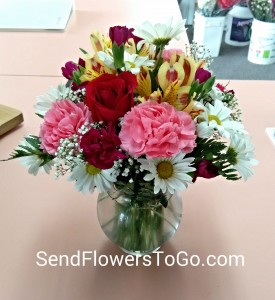 Touch of Love Bouquet