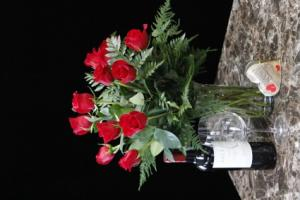 Traditional Dozen Red Roses Bouquet Arrangement in Spokane, WA | RITTER'S GARDEN AND GIFT