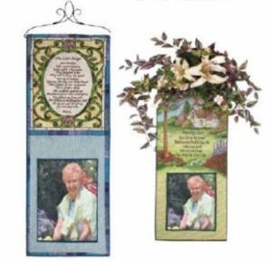 Tribute Banner Standing Spray, Artificial Flowers in Selma, NC | SELMA FLOWER SHOP
