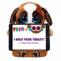 TY Beanie Boos - Peek-A-Boos - PUPS the Dog 15 inch - Tablet Holder