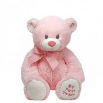 Ty Classic - Sweet Baby Pink Bear 16