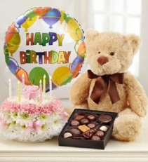 Ultimate Birthday Gift  Prefer Real Cake & Flowers Instead?  Just Tell Us!