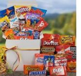 ULTIMATE CARE PACKAGE Gift Basket
