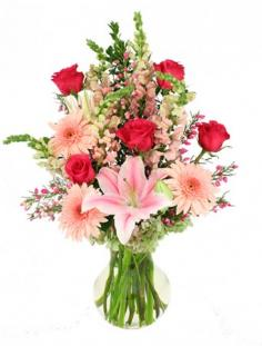 Unconditionally Bouquet in Texas City, TX | BRADSHAW'S FLORIST INC.