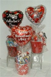 VALENTINE CANDY BASKET Gift Basket in East Hampton, CT | ESPECIALLY FOR YOU