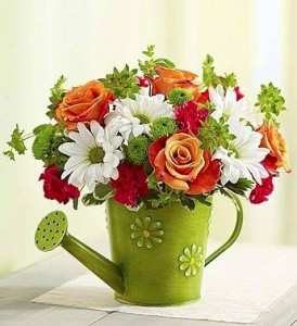 Watering can for Mom