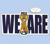 We Are magnet - large  8