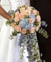 BRIDAL BOUQUET Wedding Flowers WS121-11