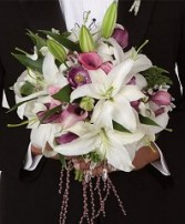 BRIDAL BOUQUET Wedding Flowers WS38-11