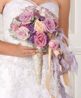 BRIDAL BOUQUET Wedding Flowers WS41-11