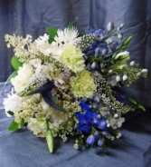 Wedding Bouquet Garden Style Brides Bouquet