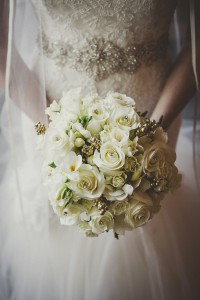 Shawna & Mark Wedding Bouquet