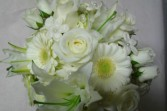White Purity Bridal Bouquet