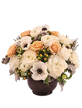 Winter Sunset Arrangement in ,  |